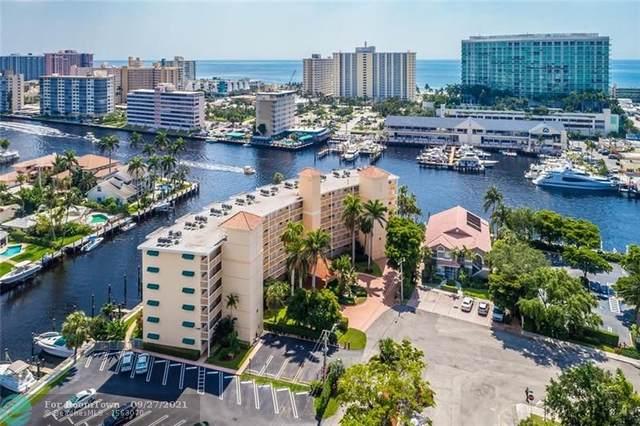 140 NE 28th Ave #302, Pompano Beach, FL 33062 (MLS #F10302004) :: Berkshire Hathaway HomeServices EWM Realty