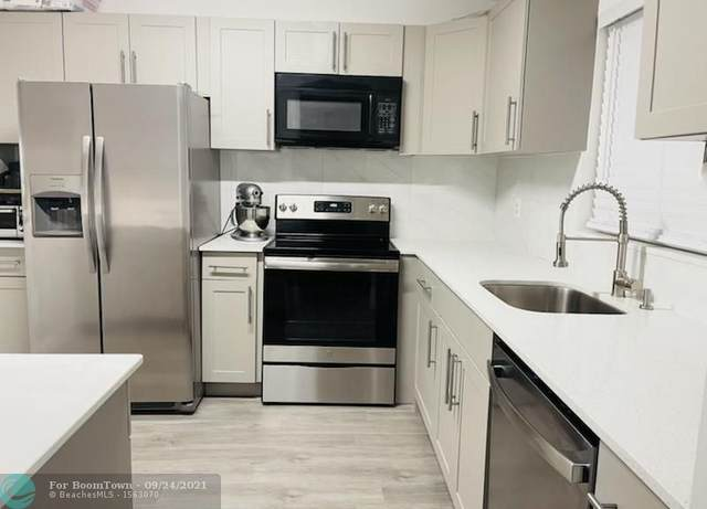 5140 SW 40th Ave 1C, Fort Lauderdale, FL 33314 (MLS #F10302016) :: Berkshire Hathaway HomeServices EWM Realty