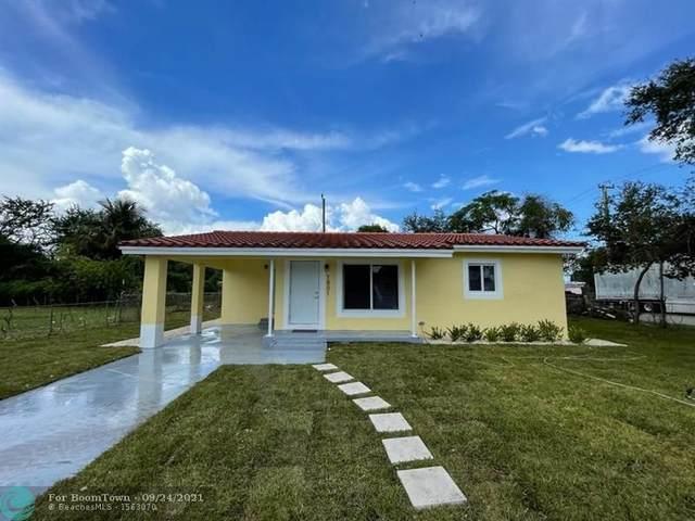 1801 NW 83rd Ter, Miami, FL 33147 (#F10302050) :: Posh Properties
