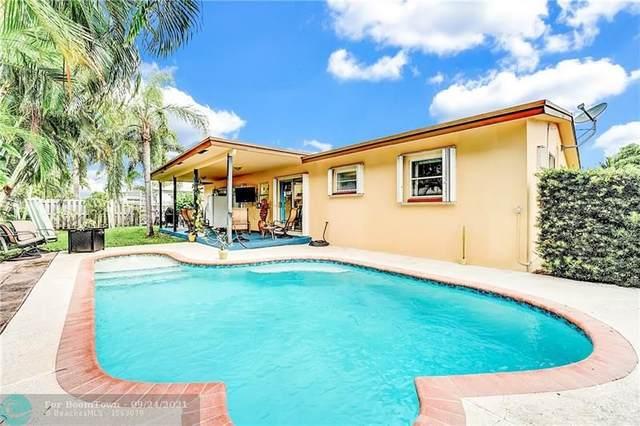 2640 NE 21st St, Pompano Beach, FL 33062 (MLS #F10302058) :: GK Realty Group LLC