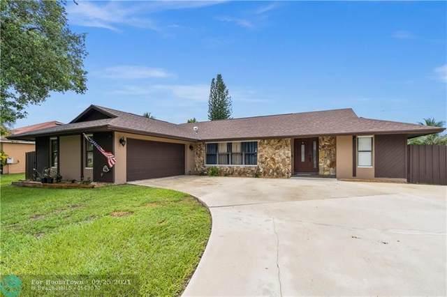 138 NW Friar Street, Port Saint Lucie, FL 34983 (#F10302073) :: Michael Kaufman Real Estate