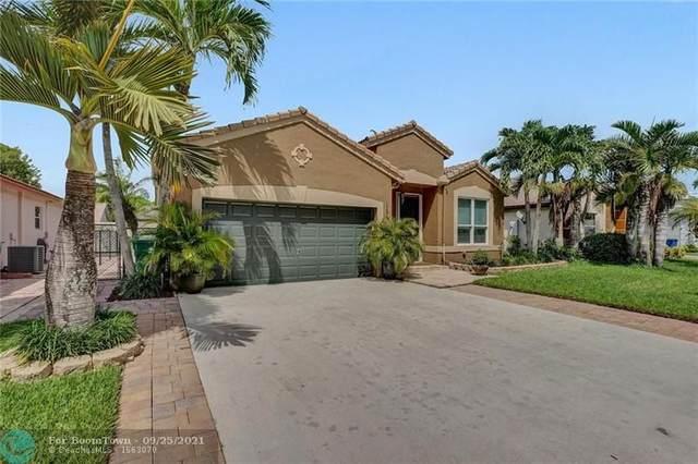 10219 SW 58th St, Cooper City, FL 33328 (MLS #F10302094) :: Berkshire Hathaway HomeServices EWM Realty