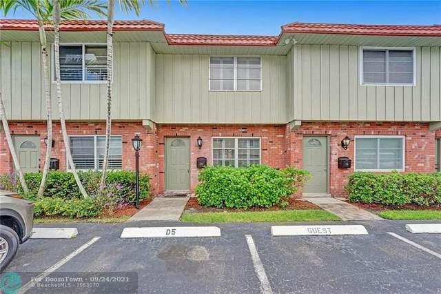 120 NE 20th Ct 5D, Wilton Manors, FL 33305 (MLS #F10302101) :: Adam Docktor Group