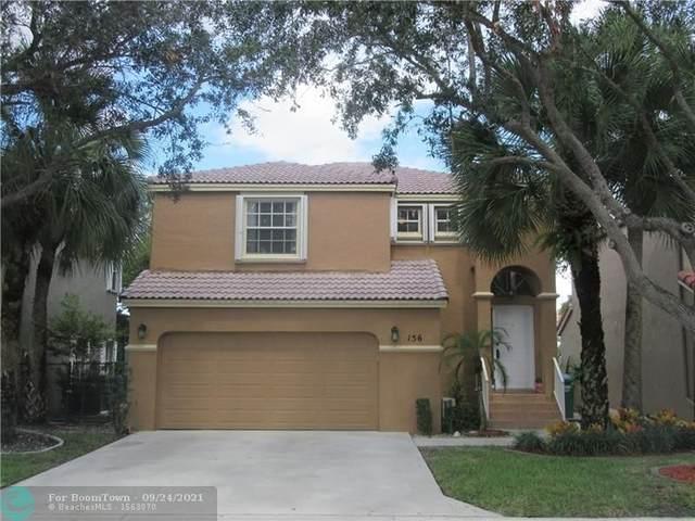 156 NW 118th Dr, Coral Springs, FL 33071 (MLS #F10302143) :: Adam Docktor Group