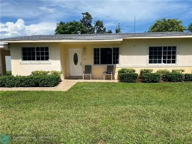4011 SW 59th Ter, West Park, FL 33023 (#F10302144) :: Posh Properties