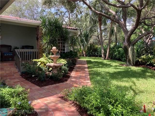 2661 NE 27th Ave, Lighthouse Point, FL 33064 (#F10302145) :: Michael Kaufman Real Estate