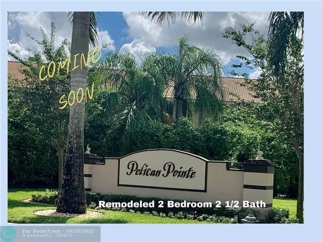 358 SW 122nd Ave #358, Pembroke Pines, FL 33025 (MLS #F10302153) :: Green Realty Properties