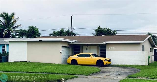 9081 NW 21st Manor, Sunrise, FL 33322 (MLS #F10302166) :: The Teri Arbogast Team at Keller Williams Partners SW