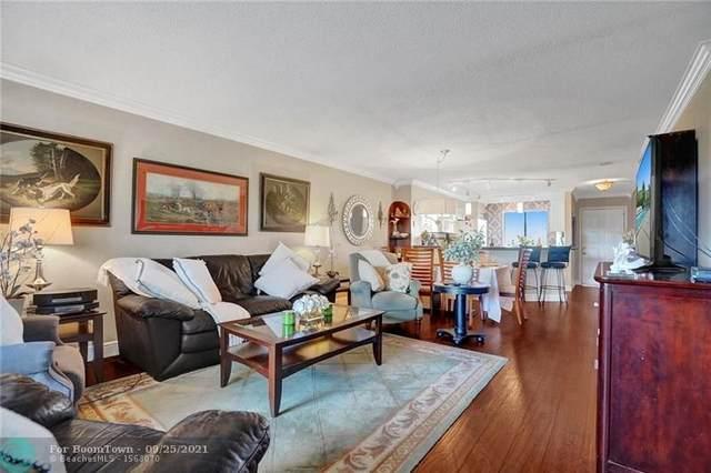 2334 S Cypress Bend Dr #311, Pompano Beach, FL 33069 (#F10302175) :: Posh Properties