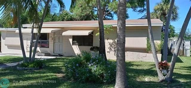571 NW 41st St, Oakland Park, FL 33309 (#F10302178) :: Michael Kaufman Real Estate