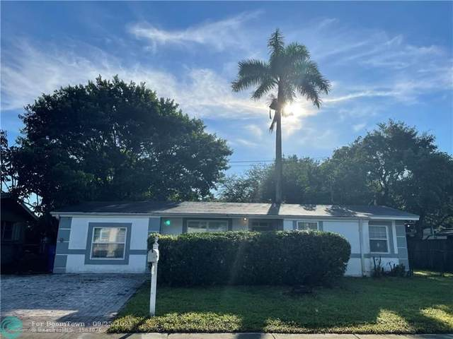 2348 SW 34th Ter, Fort Lauderdale, FL 33312 (#F10302202) :: Posh Properties