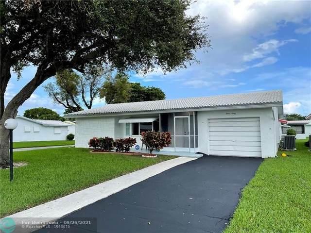 1260 NW 85th Ave, Plantation, FL 33322 (MLS #F10302208) :: Adam Docktor Group