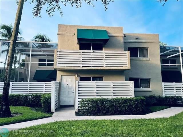 551 NW 97th Ave #551, Plantation, FL 33324 (MLS #F10302222) :: The DJ & Lindsey Team