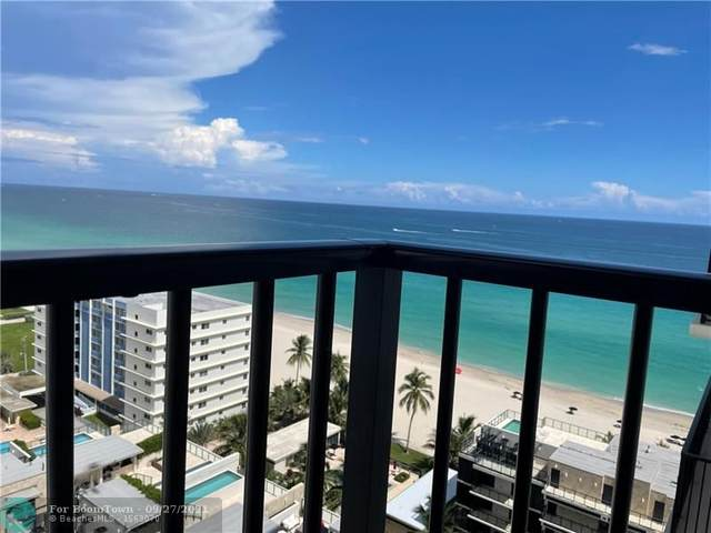 2201 S Ocean Dr #1805, Hollywood, FL 33019 (MLS #F10302246) :: Adam Docktor Group