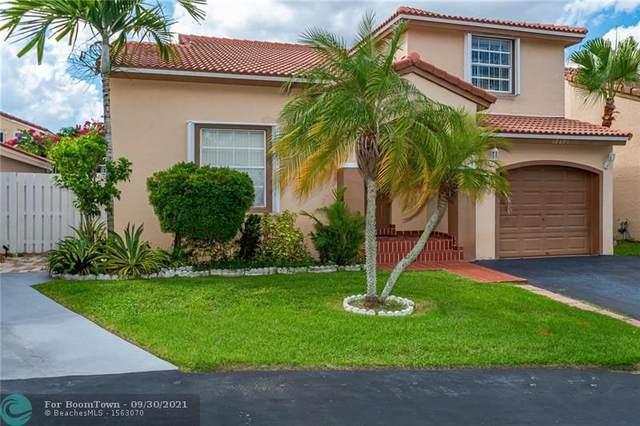 12691 NW 13 Street, Sunrise, FL 33323 (#F10302266) :: Baron Real Estate