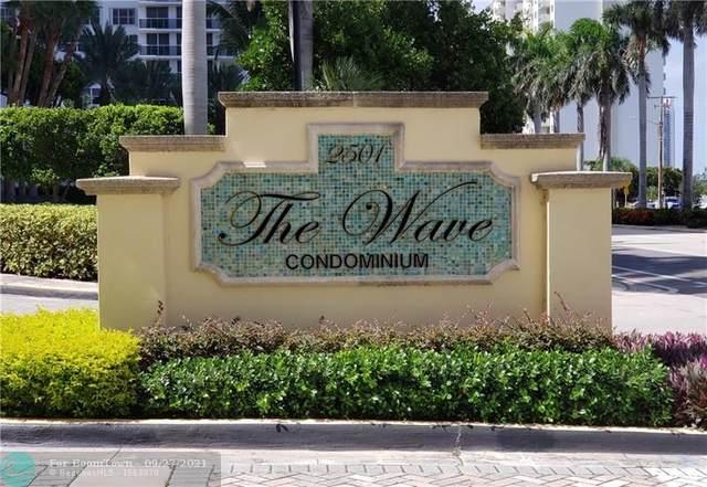 2501 S Ocean Dr Ph37, Hollywood, FL 33019 (MLS #F10302319) :: Adam Docktor Group