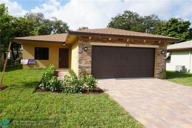 3044 NW 8th Pl, Fort Lauderdale, FL 33311 (#F10302325) :: Baron Real Estate