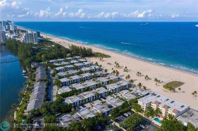 1692 S Ocean Ln #267, Fort Lauderdale, FL 33316 (MLS #F10302335) :: Adam Docktor Group