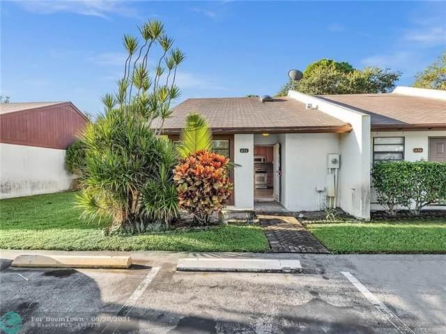 632 NW 47th St #632, Deerfield Beach, FL 33064 (#F10302345) :: Michael Kaufman Real Estate