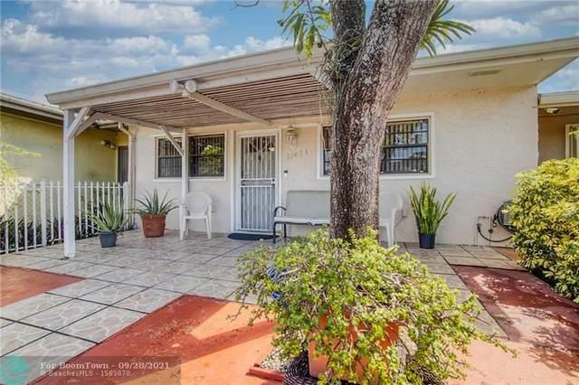21424 NW 40th Circle Ct #21424, Miami Gardens, FL 33055 (MLS #F10302400) :: Adam Docktor Group