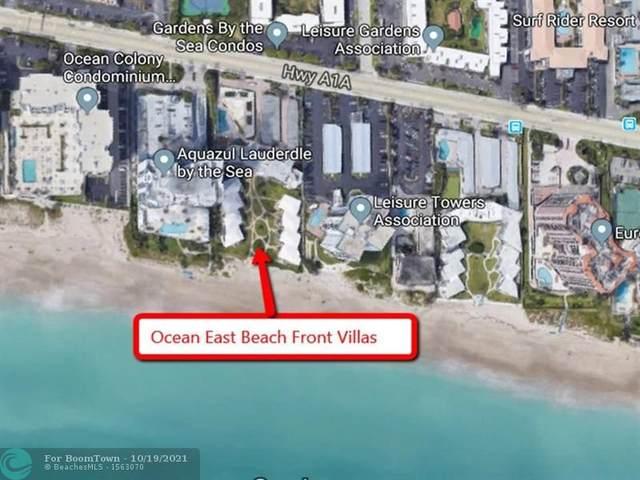 1530 S Ocean Blvd #3, Lauderdale By The Sea, FL 33062 (#F10302417) :: Posh Properties
