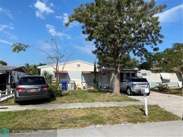 3761 NE 13 Avenue, Pompano Beach, FL 33064 (MLS #F10302419) :: Adam Docktor Group