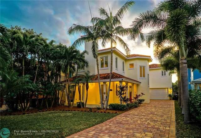 421 NE 11th Ave, Fort Lauderdale, FL 33301 (#F10302444) :: Posh Properties
