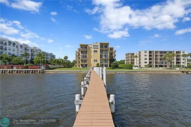 1206 S Lake Dr #304, Lantana, FL 33462 (#F10302468) :: Posh Properties