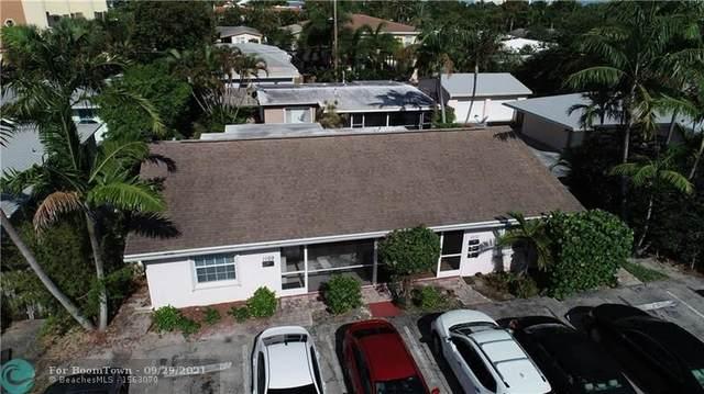 1109 NE 17th Ave, Fort Lauderdale, FL 33304 (#F10302560) :: Heather Towe | Keller Williams Jupiter