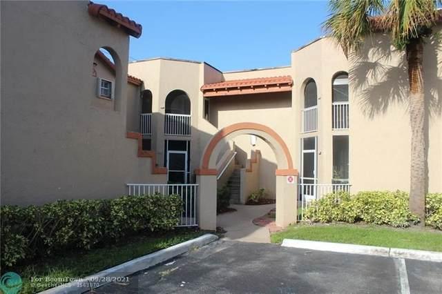 465 SW 86th Ave #201, Pembroke Pines, FL 33025 (MLS #F10302561) :: Green Realty Properties