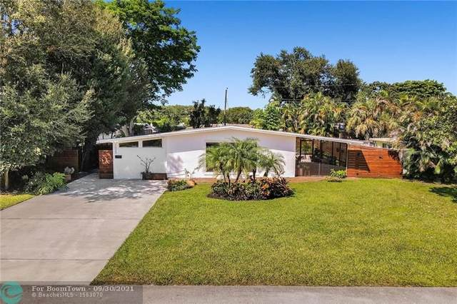 1525 SW 13th Ct, Fort Lauderdale, FL 33312 (MLS #F10302636) :: Castelli Real Estate Services
