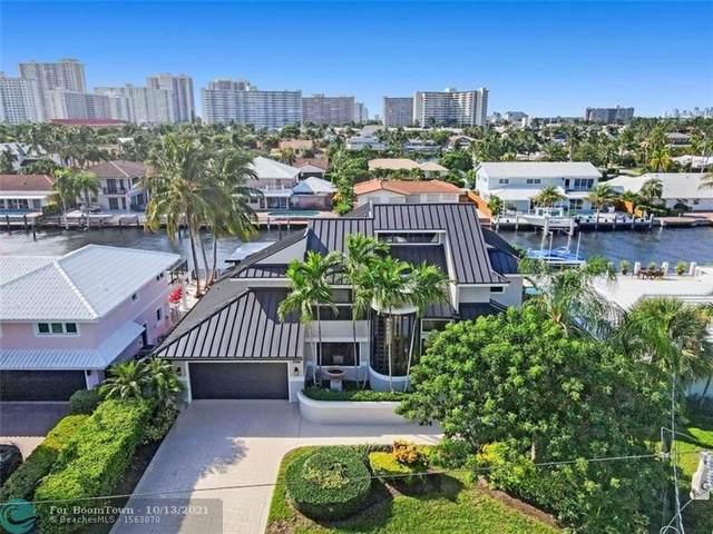 3140 NE 40th Ct, Fort Lauderdale, FL 33308 (MLS #F10302641) :: Castelli Real Estate Services