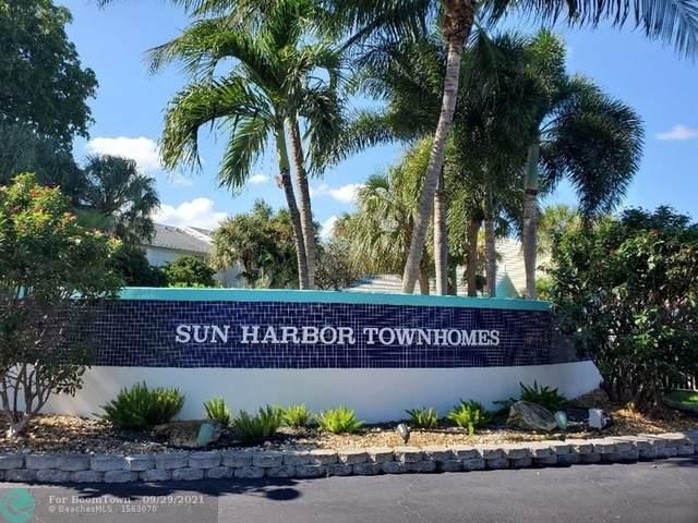 2759 NE 15th St #2759, Pompano Beach, FL 33062 (#F10302687) :: Michael Kaufman Real Estate