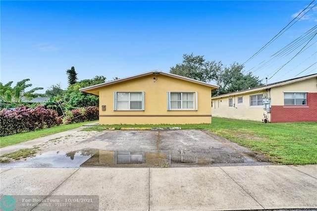 5820 Pierce Street, Hollywood, FL 33021 (MLS #F10302706) :: Green Realty Properties
