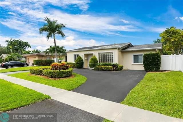 4040 N 43rd Ave, Hollywood, FL 33021 (MLS #F10302719) :: Castelli Real Estate Services