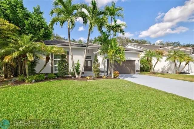 5989 NW 74th St, Parkland, FL 33067 (#F10302755) :: Baron Real Estate