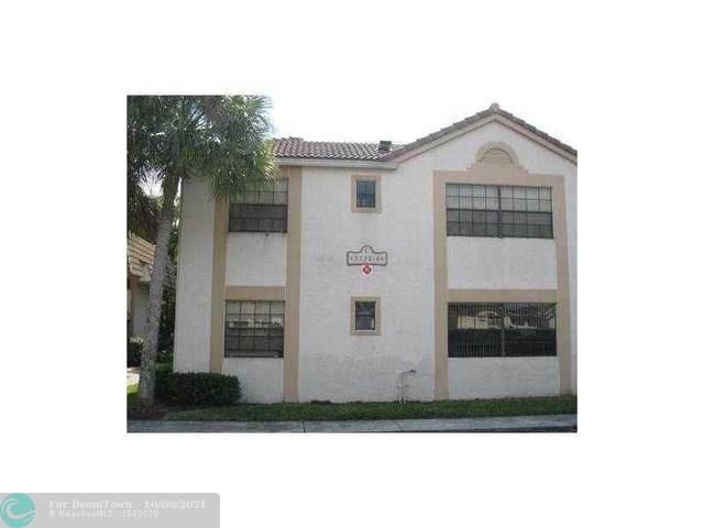 12232 Royal Palm Blvd C-1, Coral Springs, FL 33065 (MLS #F10302795) :: Green Realty Properties