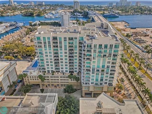1819 SE 17th St #801, Fort Lauderdale, FL 33316 (MLS #F10302835) :: Castelli Real Estate Services