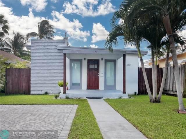 1650 Jackson St, Hollywood, FL 33020 (MLS #F10302837) :: Castelli Real Estate Services
