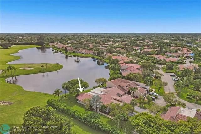 348 Patio Village Ter #348, Weston, FL 33326 (MLS #F10302868) :: Castelli Real Estate Services