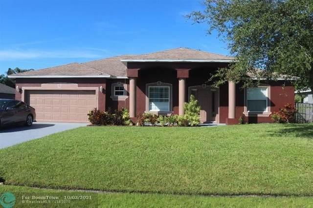 1674 SW Tivan Ln, Port Saint Lucie, FL 34984 (#F10302899) :: Baron Real Estate