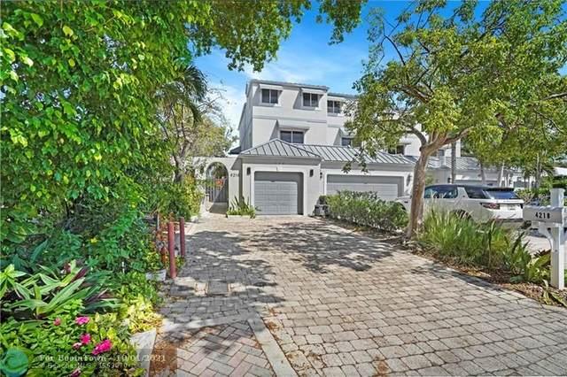 4218 Sea Grape Dr #1, Lauderdale By The Sea, FL 33308 (MLS #F10302914) :: Castelli Real Estate Services