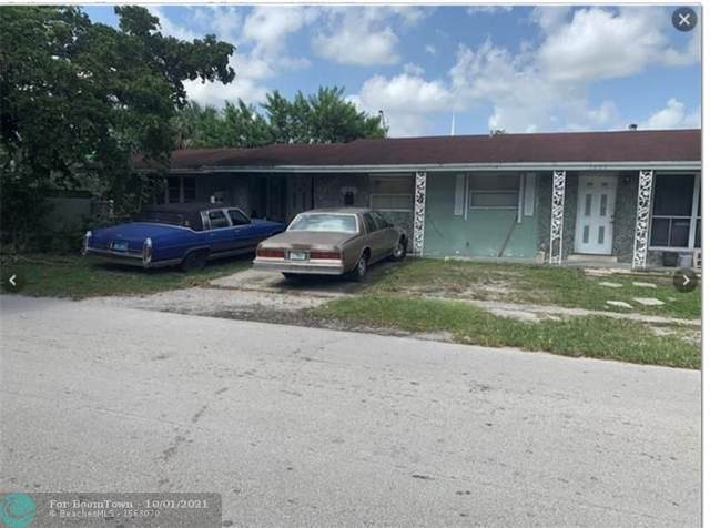 1029 NW 28th Ave, Fort Lauderdale, FL 33311 (#F10302917) :: Heather Towe | Keller Williams Jupiter