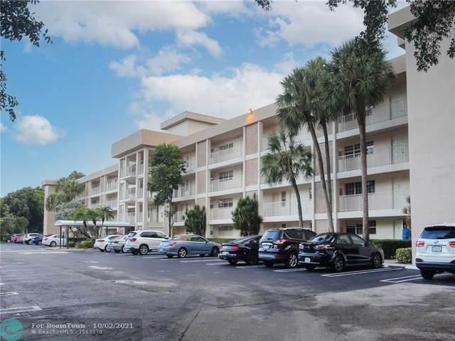 3351 S Palm Aire Dr #105, Pompano Beach, FL 33069 (MLS #F10302921) :: The MPH Team