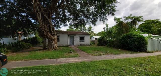 920 NW 122nd St, North Miami, FL 33168 (MLS #F10302944) :: Castelli Real Estate Services