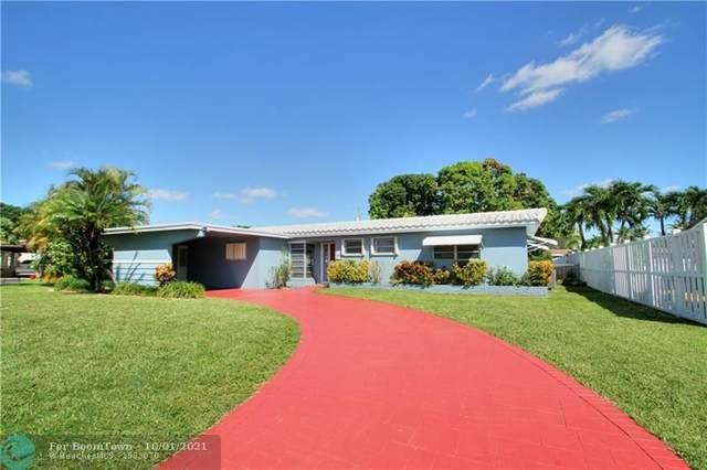 3325 Arthur St, Hollywood, FL 33021 (#F10302978) :: Baron Real Estate
