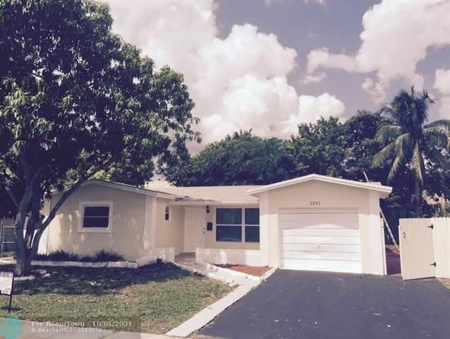 2241 NW 51st Ave, Lauderhill, FL 33313 (#F10303004) :: Heather Towe | Keller Williams Jupiter