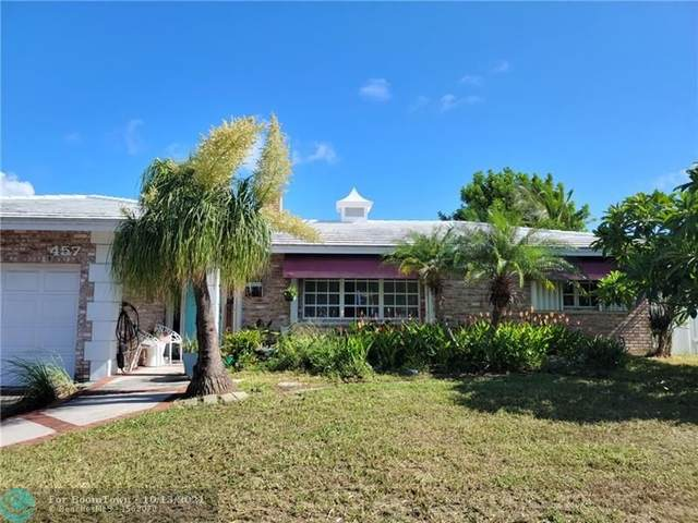 1457 NE 53rd St, Fort Lauderdale, FL 33334 (#F10303035) :: Heather Towe | Keller Williams Jupiter