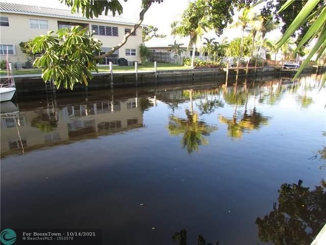1400 NE 54th St #102, Fort Lauderdale, FL 33334 (#F10303051) :: Posh Properties