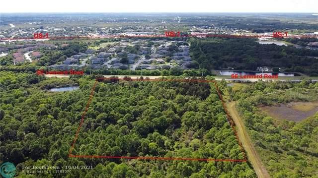 0 Macquillen Rd, Port Saint Lucie, FL 34952 (MLS #F10303126) :: Castelli Real Estate Services